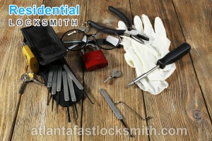 Atlanta Lock Picking Tools